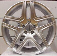 """20"""" mercedes 5 x 112 ML63 alliage ET45 66.6 roues"""