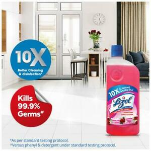 Lysol Surface Cleaner 500ml 10X Cleaning and Germ Kill 99.9%