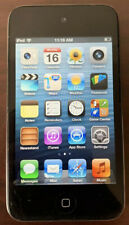 Apple iPod Touch 4th Generation 8GB - Black A1367