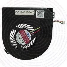DELL Precision M4800 M 4800 RICAMBIO GRANDE ventola di raffreddamento della CPU DC28000DDV0