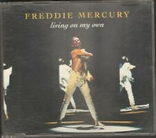 FREDDIE MERCURY Living on my Own CDSingle 4 track Related QUEEN