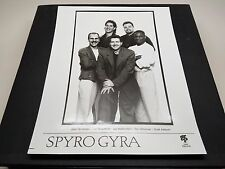 Spyro Gyra Group 8x10 Photograph GRP Records Rare
