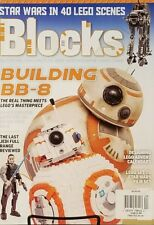 Blocks Issue 38 Building Bb-8 Real Meets Lego's Masterpiece FREE SHIPPING mc01