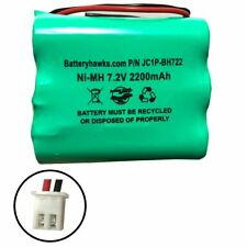 BYD h-aa2000mah ni-mh Battery Pack Replacement for Security Control Panel