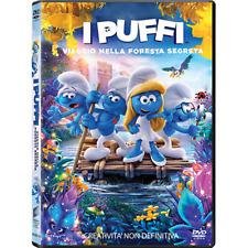 Dvd I PUFFI - VIAGGIO NELLA FORESTA SEGRETA - (2017)  ......NUOVO