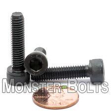 M6 x 25mm - Qty 10 - SOCKET HEAD Cap Screws Alloy Steel 12.9 ISO 4762 / DIN 912