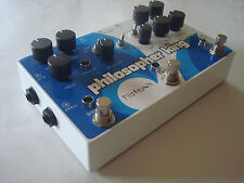 Pigtronix Philosopher King Compressor Guitar Effect Pedal WORLDWIDE SHIPPING