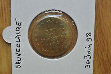1 EURO DE SAUVECLAIRE   30 - JUIN  1998