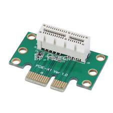 PCI-E PCI Express 1X Adapter Riser Card 90 Degree For 1U Server Chassis