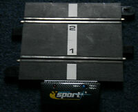 Scalextric Sport Track C8217: Powerbase 17.5cm Straight. One Piece - Second-hand