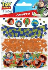 TOY STORY CONFETTI BUZZ & WOODY PARTY SUPPLIES CONFETTI TABLE DECORATIONS (34g)