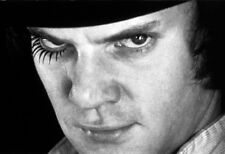 A Clockwork Orange Poster, Alex, Milk & Ultra-Violence, Stanley Kubrick