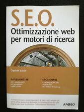 Guida SEO - Ottimizzazione web per motori di ricerca - Davide Vasta - Apogeo