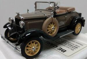 Danbury Mint 1931 Ford Model A Roadster 1:24 Diecast Car