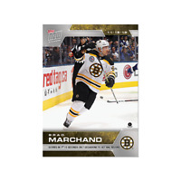 NHL TOPPS NOW wEEK 7 Brad Marchand Boston Bruins Scores in first 15 Seconds