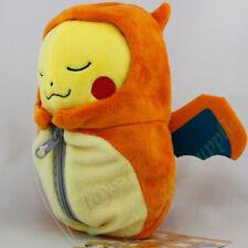 "Charizard Fuse 8"" Plush Toy Nintendo Stuffed Animal Halloween Anime Fire Dragon"