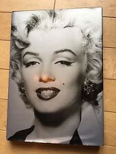 Marilyn Monroe and the Camera by Jane Russell 2000 - Great Condition