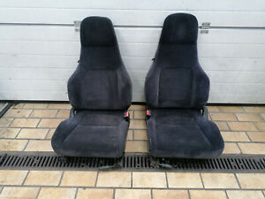 @RARE@ Front Seats Both Seat Complete Honda Prelude BB1 BB2 BB3 BB4 92-96
