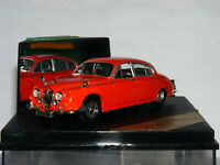 Vitesse L181B 1967 Jaguar 240 Saloon Signal Red LTD ED 1/43