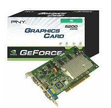 PNY Technologies NVIDIA GeForce Graphics Card 5200 VCGFX522PEB