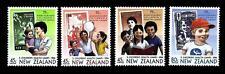 NEW ZEALAND - NUOVA ZELANDA - 1994 - Pro opere per la sanità dell'infanzia MNH