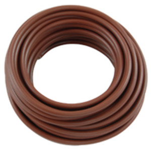 NTE Electronics  WA08-01-10 HOOK UP WIRE AUTOMOTIVE 8 GAUGE BROWN STRANDED 10'
