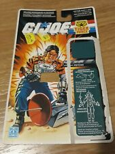 File Card Gi Joe Psyche-Out Tiger Force version Belge