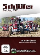 DVD Schlüter Feldtag OWL - Super 1250 VL Special, Euro Trac 1400 SL, MB Trac uvm