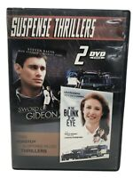 Sword of Gideon/Blink of An Eye DVD