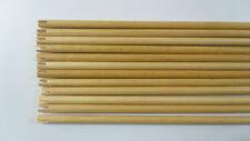 12Pcs High Quality Wooden Shaft for DIY Wood Arrow Archery Longbow Recurve Bow