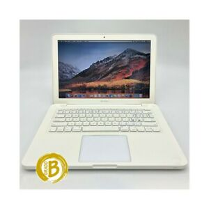 """Portable Apple Macbook 13 """" A1342 Late 2009 Core 2 Duo 4GB HDD 250GB"""