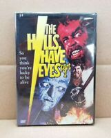 The Hills Have Eyes, Part II (DVD, 2002) 1984 Movie Wes Craven 2 NEW & SEALED