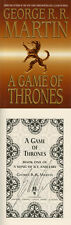 George R.R. Martin SIGNED AUTOGRAPHED A Game of Thrones HC Song of Ice and Fire