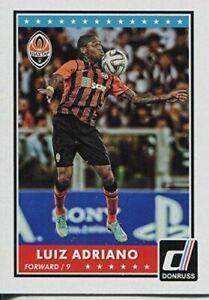 Donruss Soccer 2015 Base Card #22 Luiz Adriano