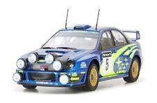 TAMIYA 24250 - 1/24 SUBARU IMPREZA WRC 2001 - RALLY OF GREAT BRITAN - NEU
