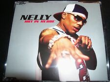 Nelly ‎– Hot In Herre / Here Australian CD Single – Like New