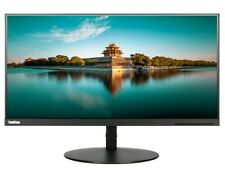 "NEW Lenovo ThinkVision P24h 23.8"" Monitor."