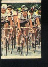 Cycliste cyclisme card carte Team Cycling 70s vélo Ciclismo PEUGEOT DAF