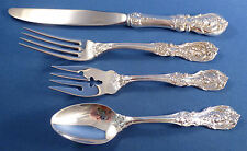 Francis I-Reed & Barton Sterling 4-Piece Place Setting(S) -*Modern