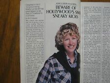 1982 TV Guide(MARILYN JONES/CAGNEY & LACEY/MEG FOSTER/JOANIE LOVES CHACHI/Q.E.D.