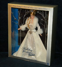 Holiday Visions Barbie 2003 NRFB 1st in Winter Fantasy Series