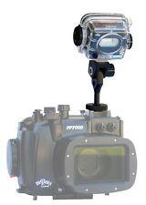 Underwater Shoe Mount  Flash Strobe for Fuji Fujifilm FinePix WP-XQ1 WP-FXF500