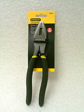 "NEW Stanley  8"" LINESMAN'S PLIERS - 84-113"
