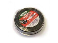 """Nylon rotofil, Débroussailleuse Ligne """"strongcut"""" PRO qualité 1 Lb (environ 0.45 kg) rouleau 3 mm x 56 M"""