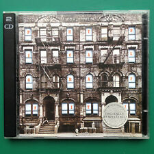 Led Zeppelin PHYSICAL GRAFFITI Rock 2CD [97 Import] Jimmy Page Kashmir The Rover