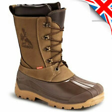 Hunting Boots CARIBOU Shoes Snowboots Fishing Walking Voyager Outdoor Rain