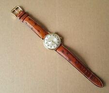 Men's Vintage Gold Filled Jaeger LeCoultre Memovox Alarm Watch