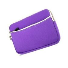 iPad Mini Amazon Fire Nook Kobo Samsung E-reader Tablet Zipper Pouch Case Cover