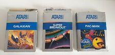 3 Giochi con Scatole Atari 5200