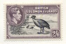 SOLOMON ISLANDS #77 Mint Hinged, Scott $18.00